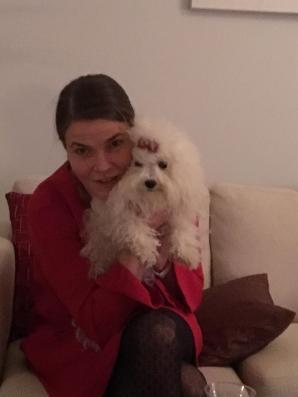 Marja ja Fanttu joulu 2016